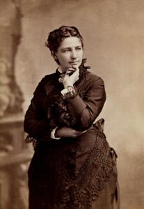 Victoria Claflin Woodhull, c.1860s